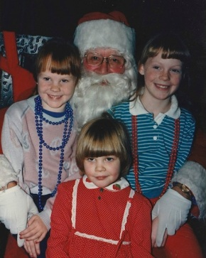 Ghosts of Christmasses past…