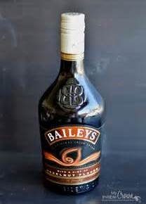 Relaxing with the Baileys …