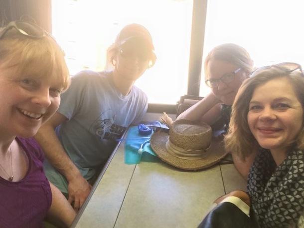 Shelly,Susan,Kim,Matt