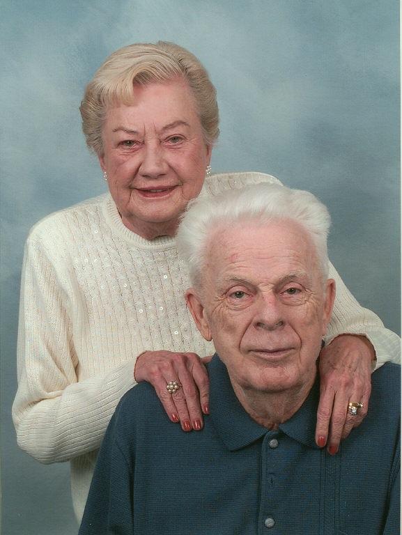 Portrait:Dad&Myrtle
